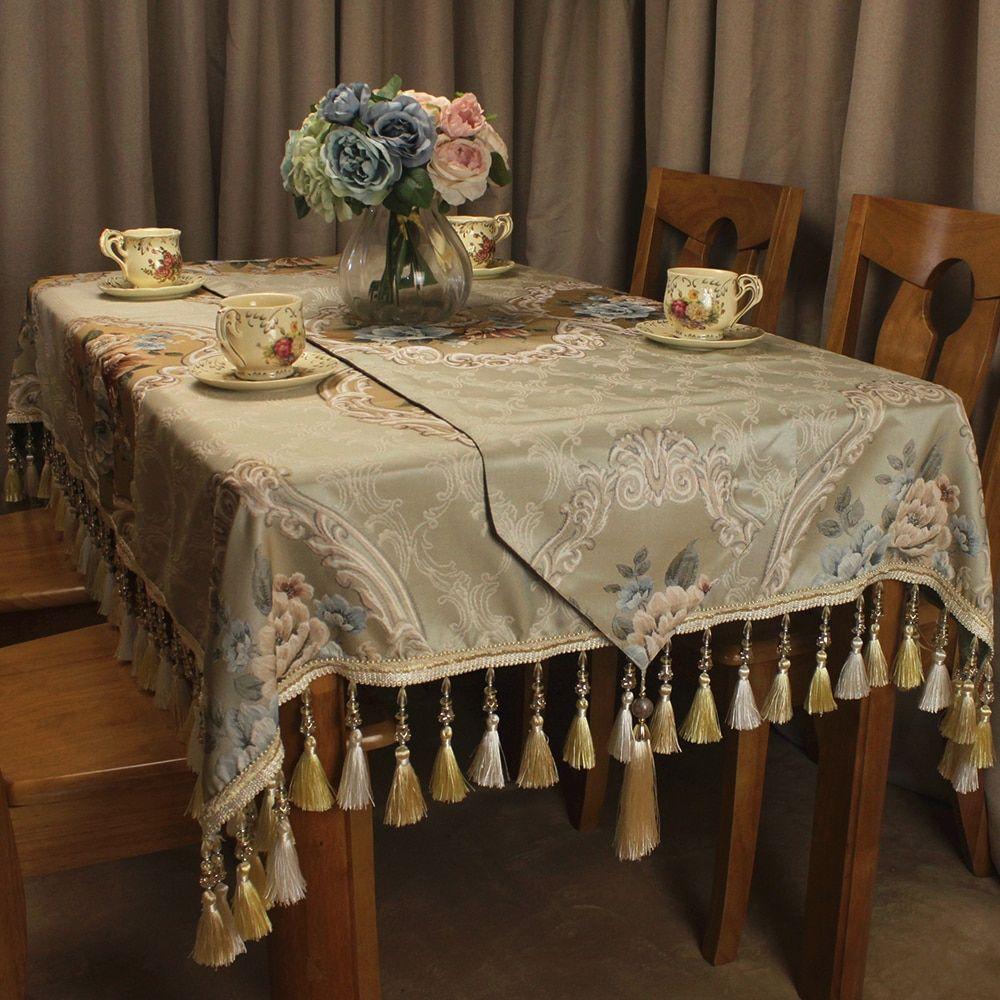 Vintage Table Cloth