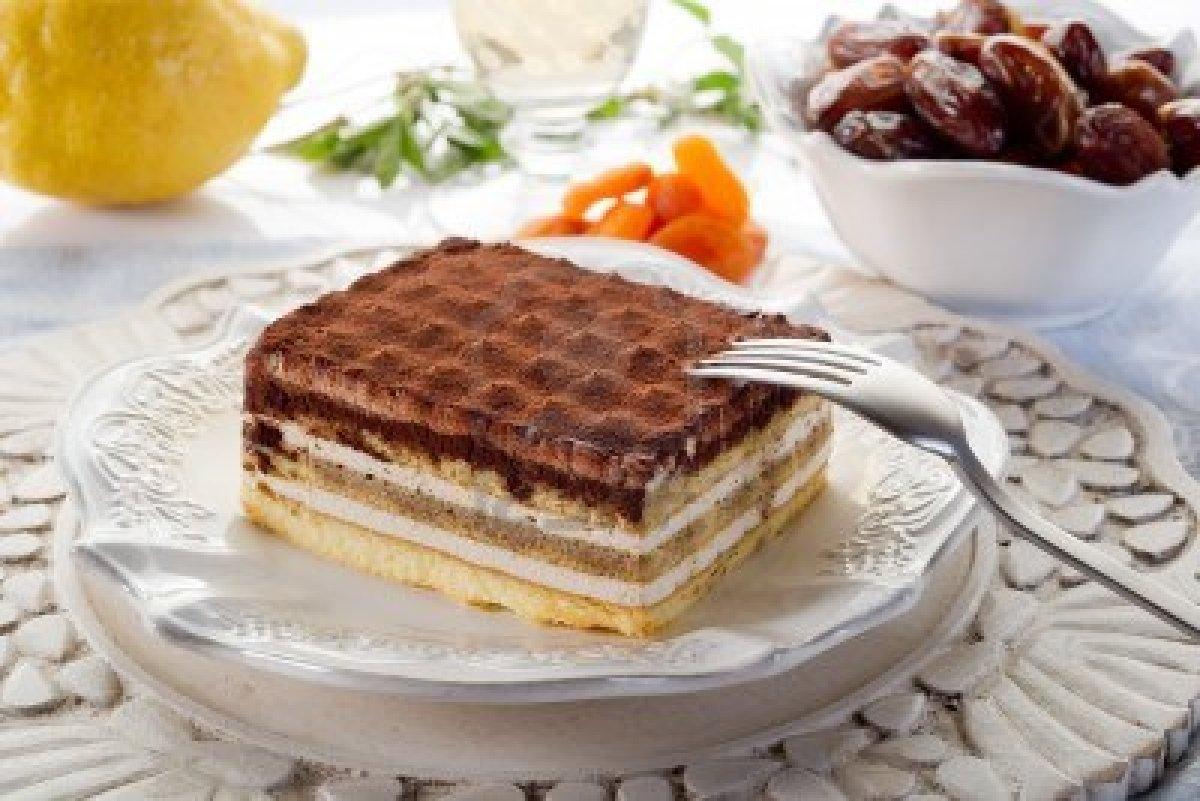Iranian Cake Recipe