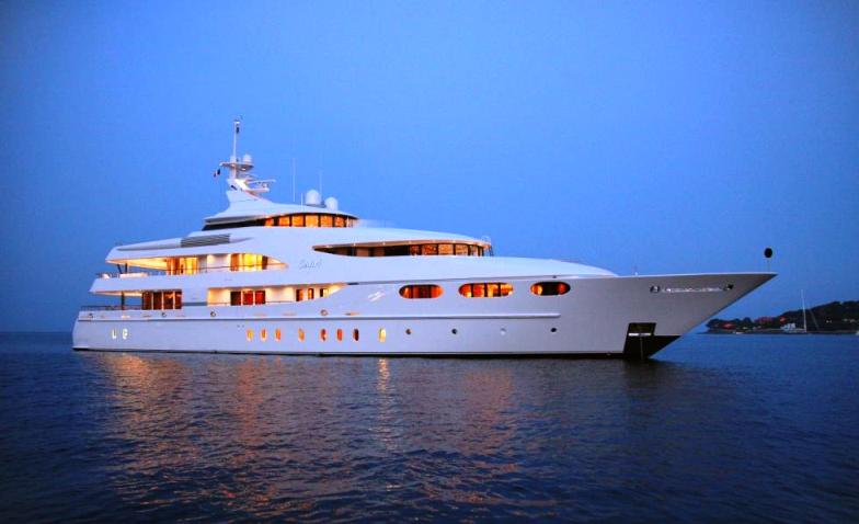 yachtparty