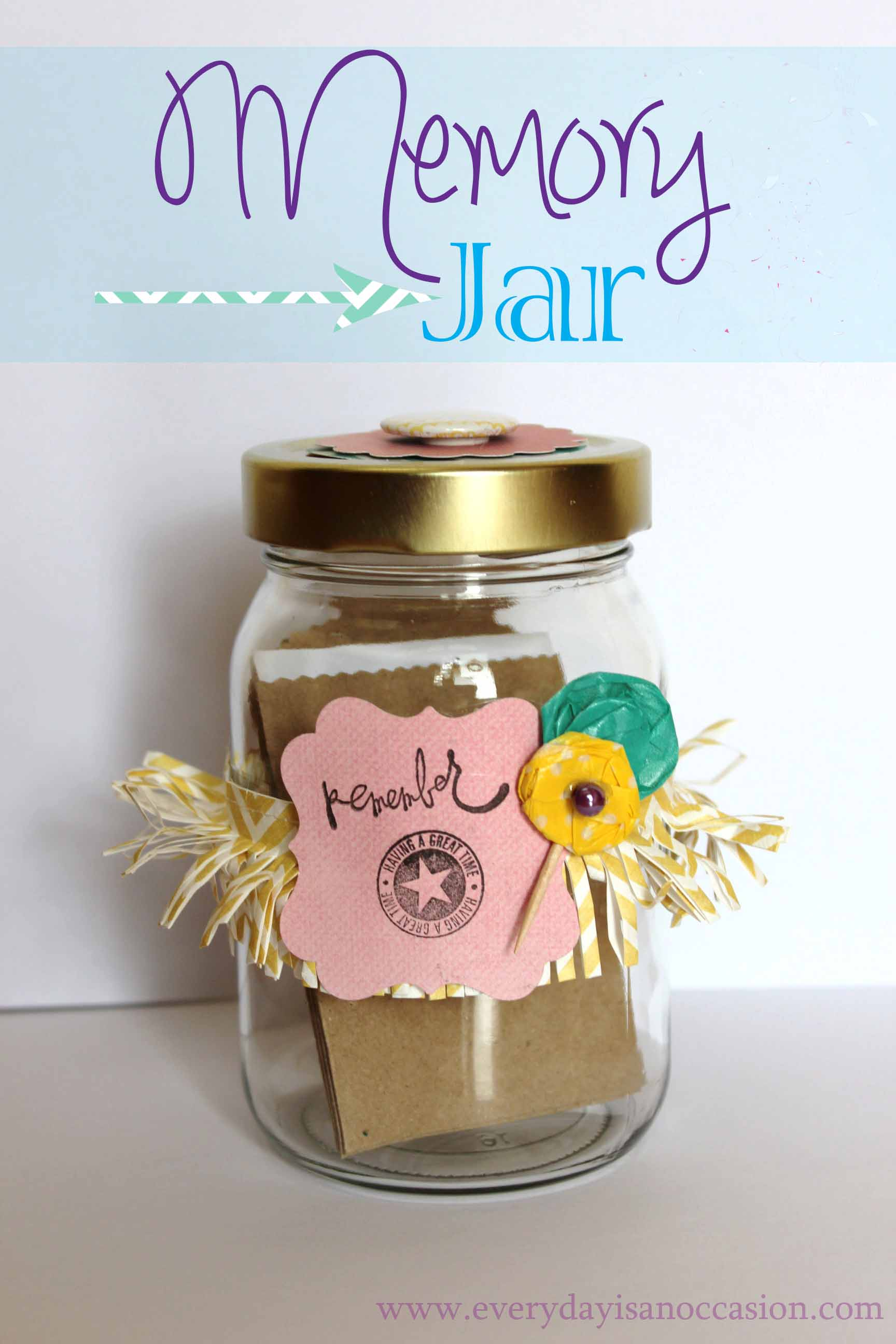 Food Gifts In A Jar Ideas