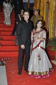 Imran- Avantika Wedding