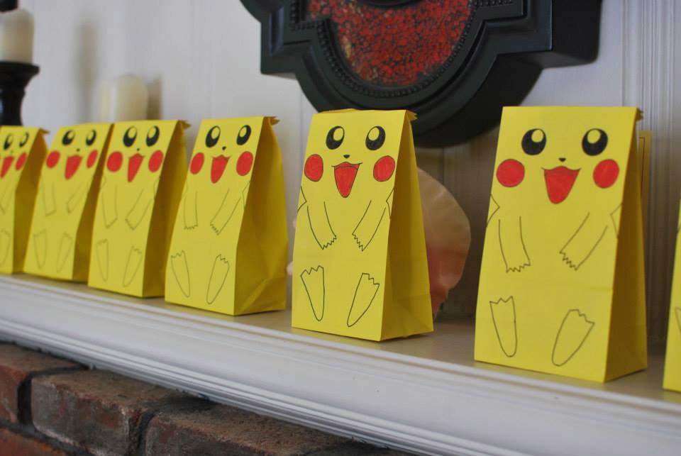 Pokemon Birthday Cake Decorations