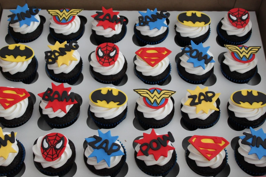 Super Hero Theme For A Kid S Party