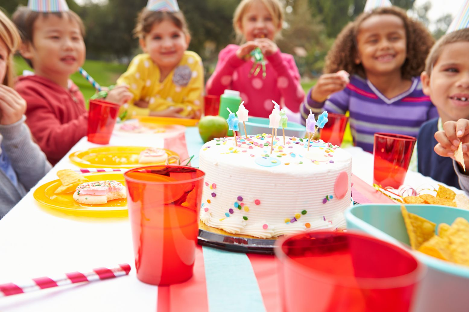 7 easy steps to organize your kid s birthday party