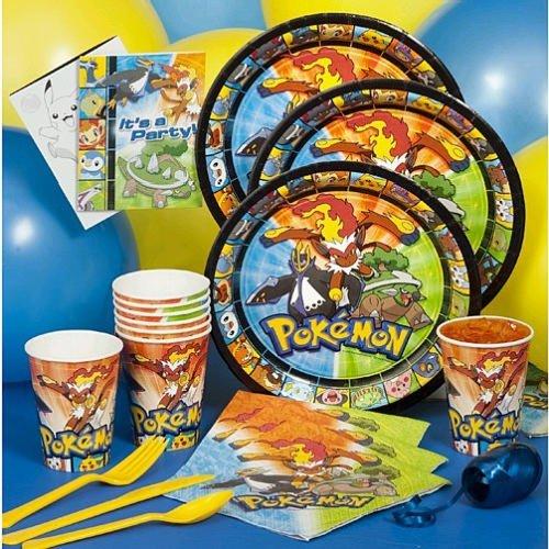 Pokemon Theme For A Kid S Birthday Party