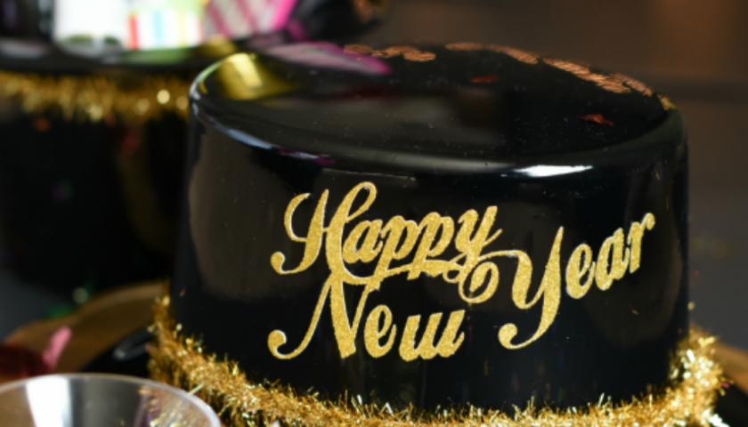 new year theme ideas