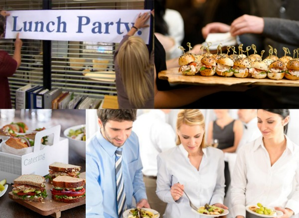 food options for boss's birthday party
