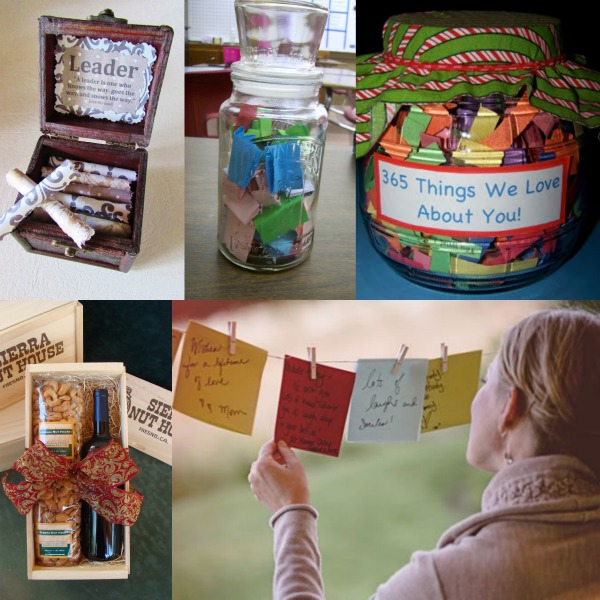 ideas of gifts for boss's birthday party