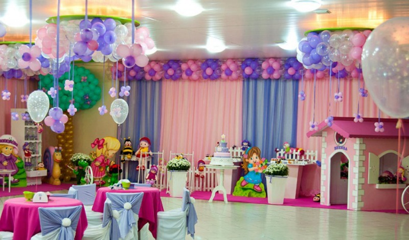 6 Fun-tastic Birthday Themes For Your Li'l Ones