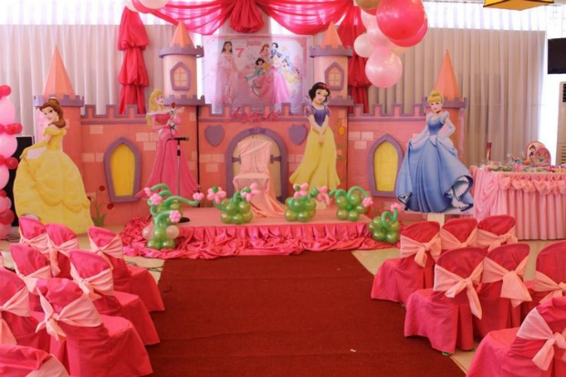 7 Inspiring Kid Room Color Options For Your Little Ones: 6 Fun-tastic Themes For Your Li'l Ones' Birthday