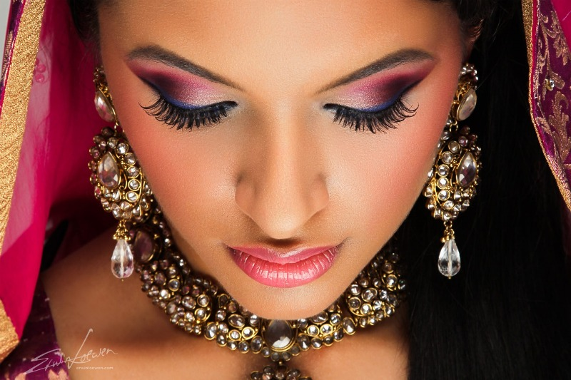 How To Do Bridal Makeup Tutorial : Are You Choosing The Right Makeup Artist For Your Wedding?