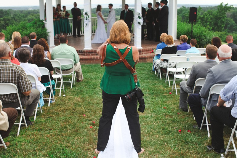 Wedding Scenes Photography: The Secret's Out! How To NOT Choose Your Wedding