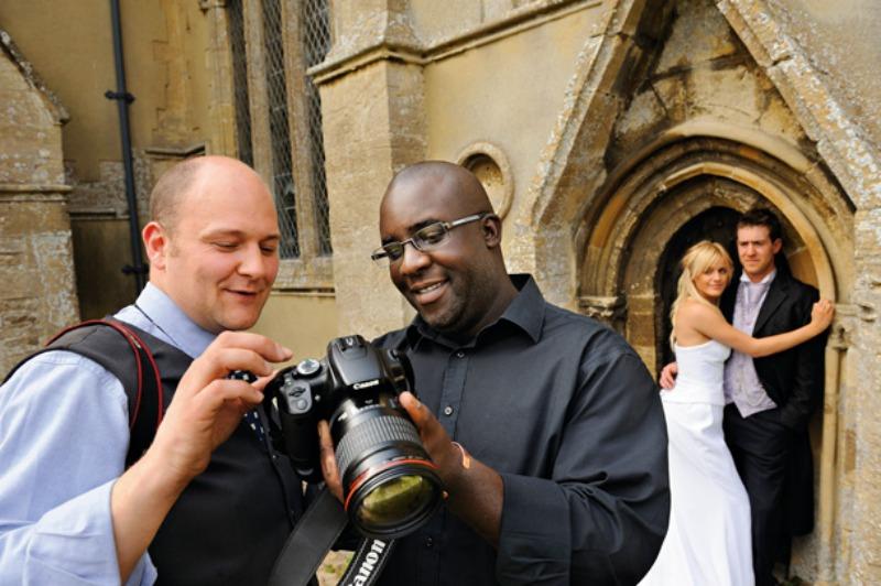 на какие объективы снимают свадебные фотографы они