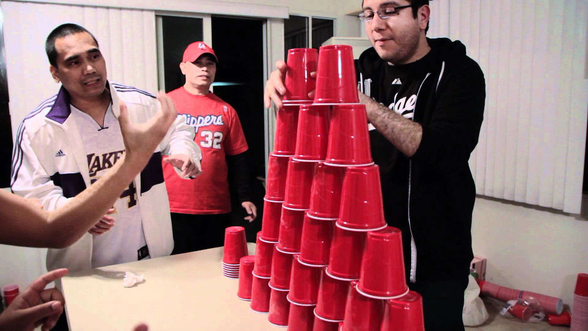 Games for freshers party