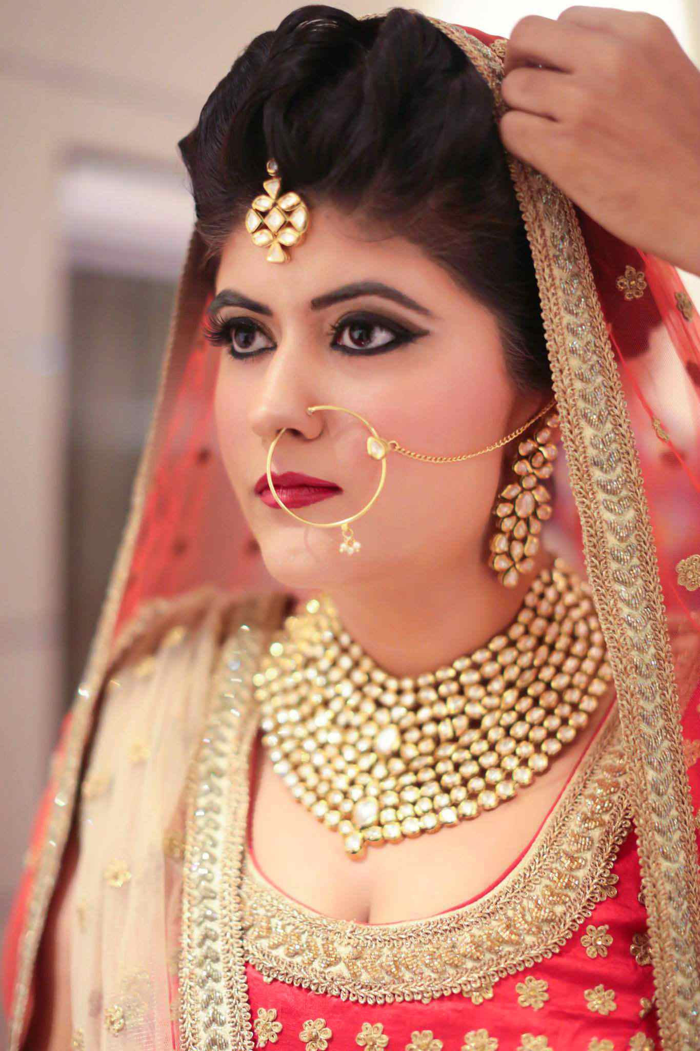 Clean Your Face Bridal Makeup
