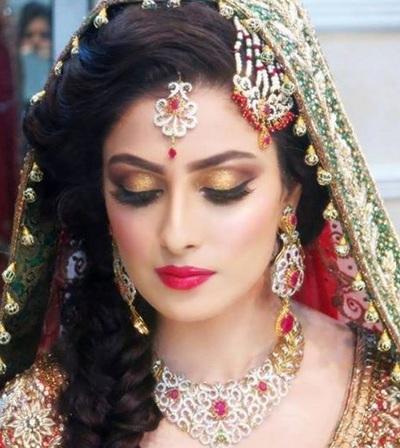 Eye Shadow Bridal Makeup
