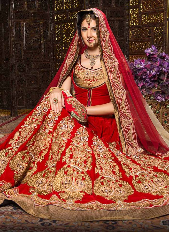 wedding dresses of india   Wedding