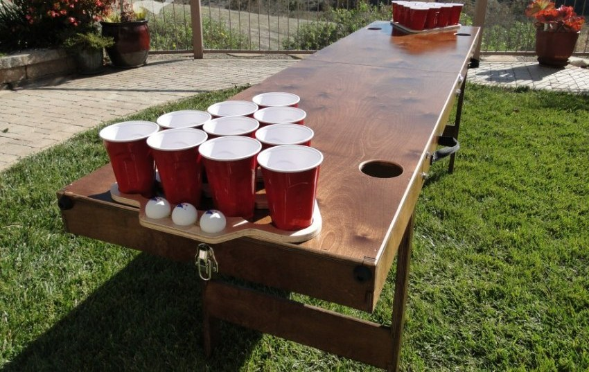 JUice pong