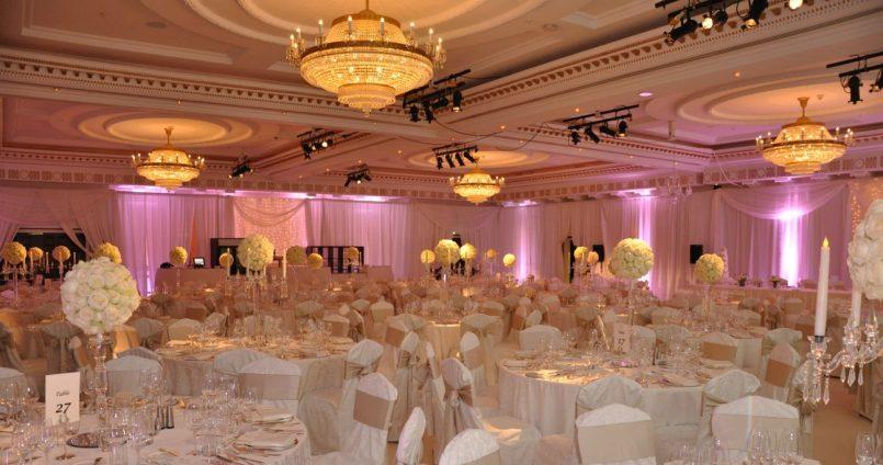 5 star wedding venues