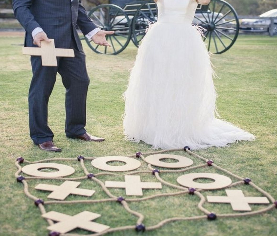 Wedding Reception Games For Bride And Groom: Wedding Games To Keep The Guests Entertained And The
