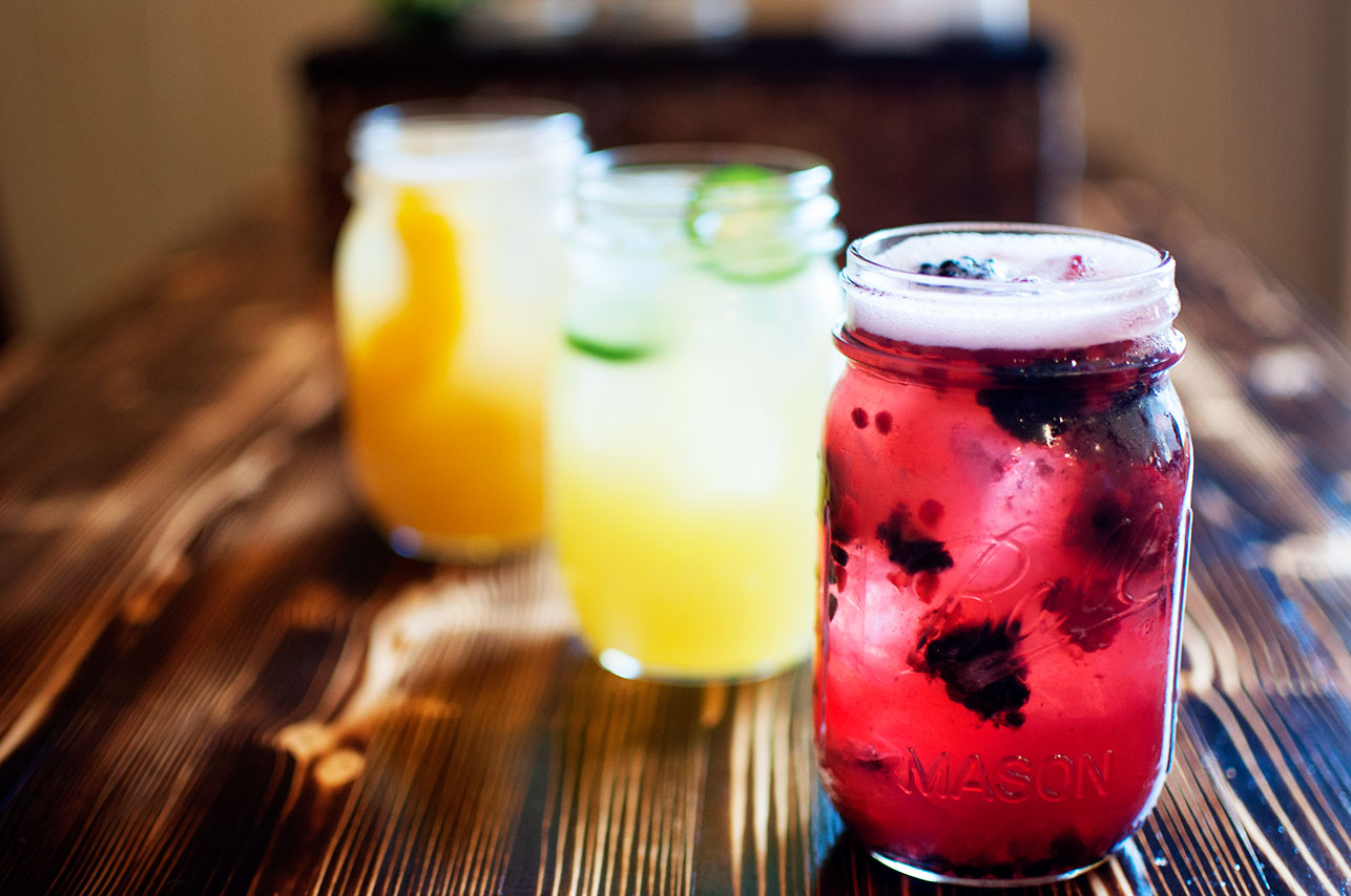 Mocktails for birthday party
