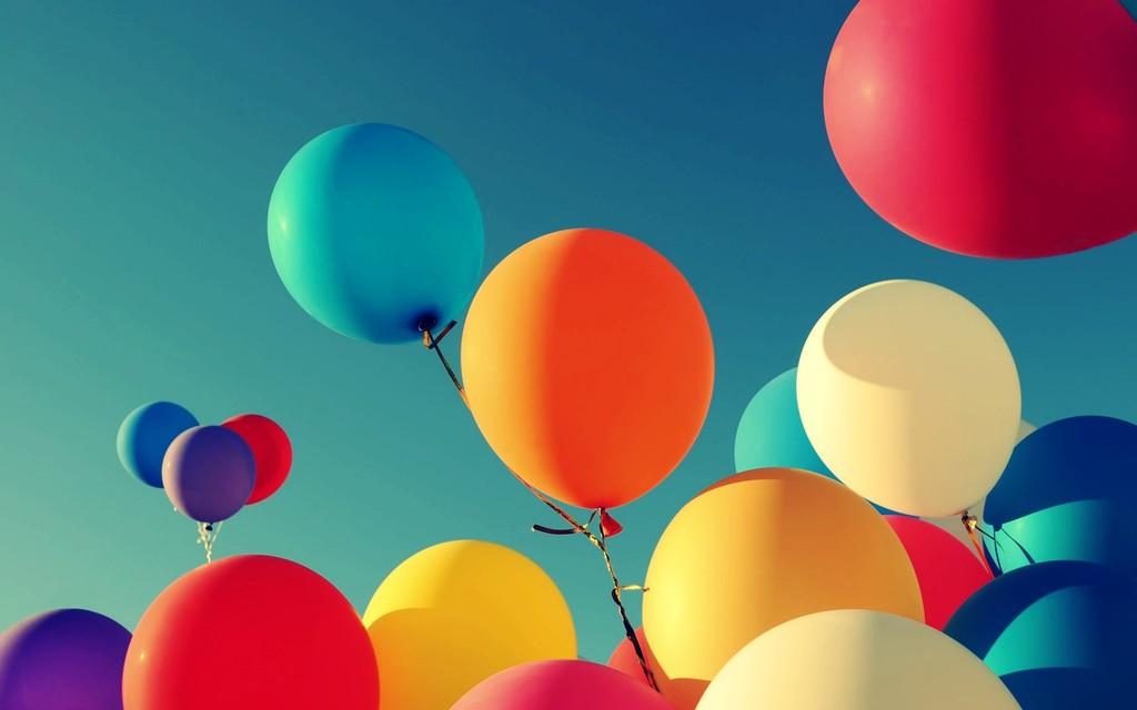 balloon birthday decor ideas