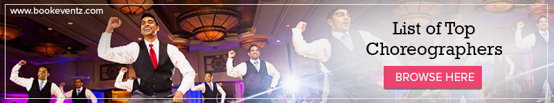 book wedding choreographers