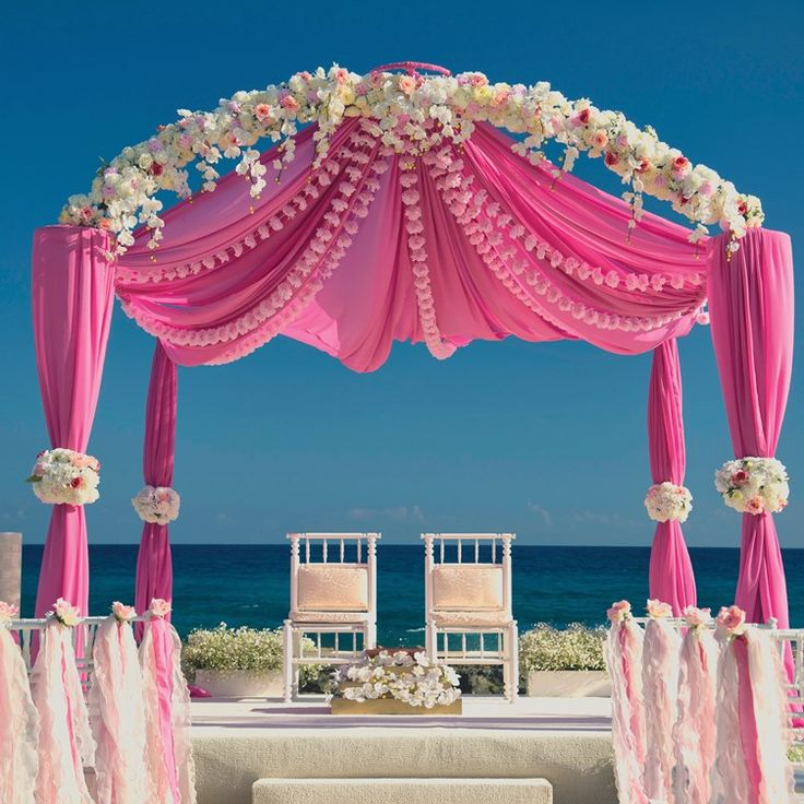Indian Wedding Canopy