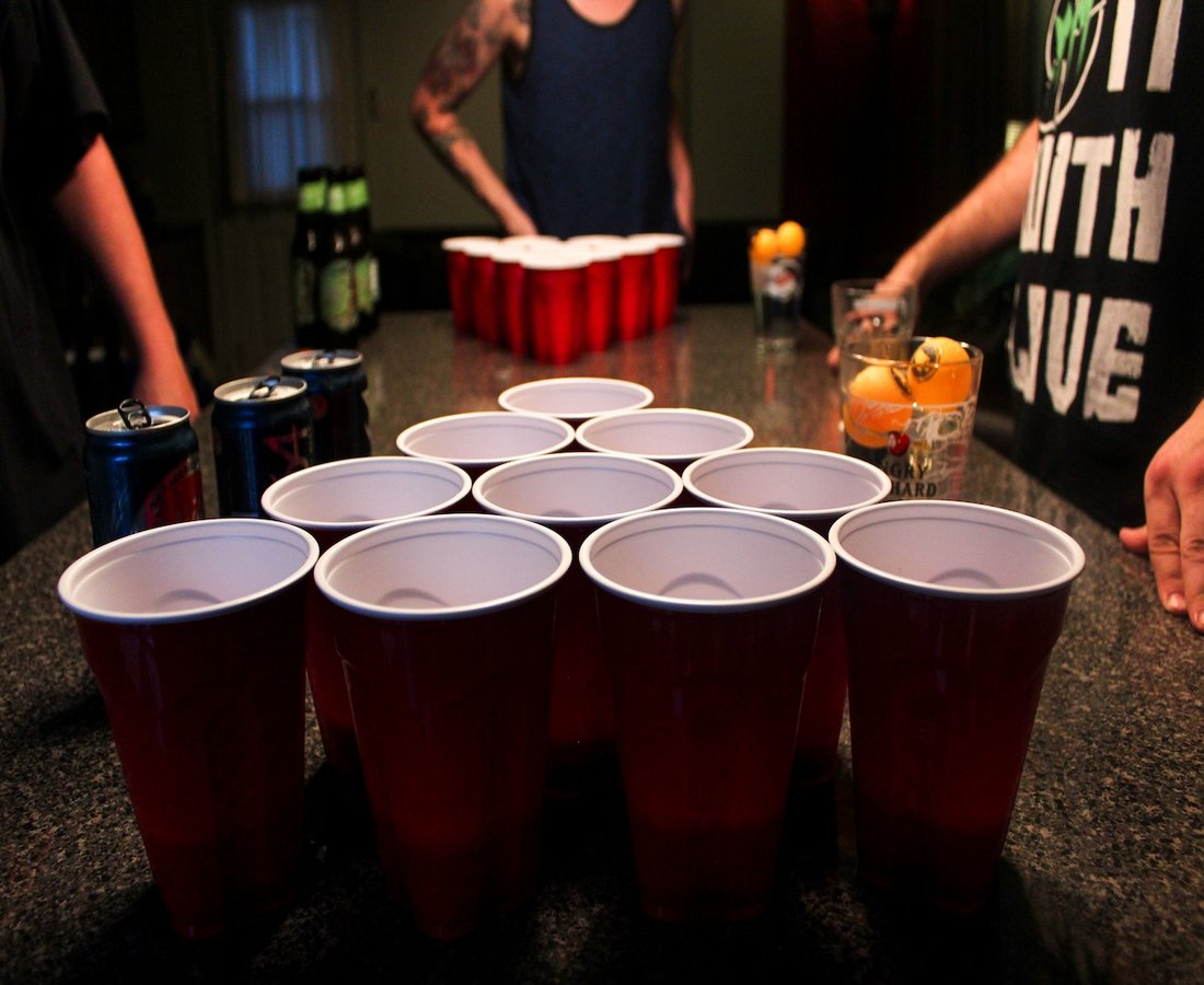 cocktail party games