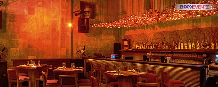 shiro-Cocktail party venues in South Mumbai