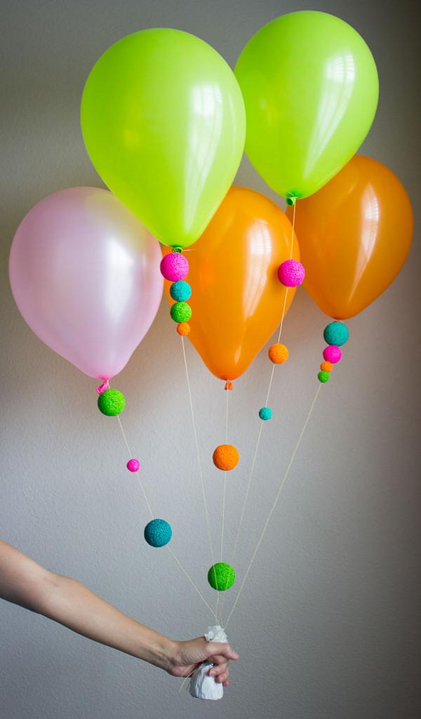 11 Easy and Creative Balloon Decor Ideas