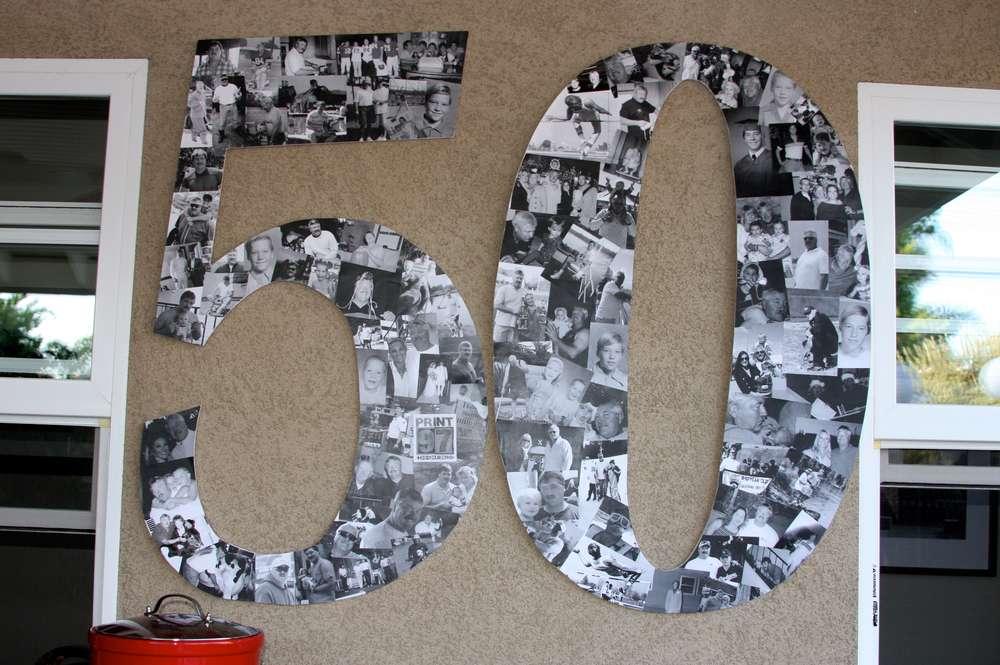 50th Birthday Party Ideas Memory Lane