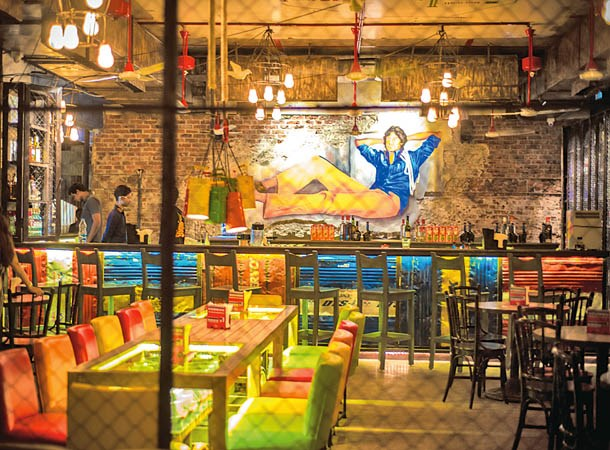 bombay bronx cocktail party places in pune
