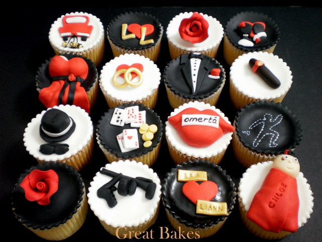 mafia get together party theme