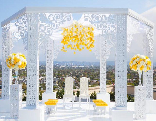 WEDDING MANDAP DECORATIONS september round up blog