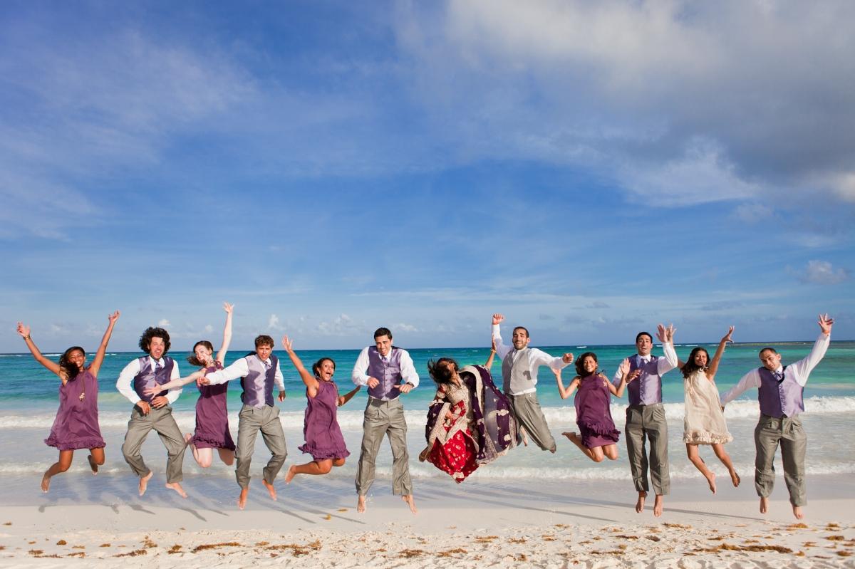 destination vs. local weddings