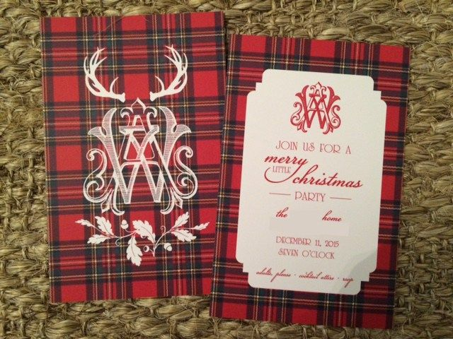party planning mistakes- party invitations