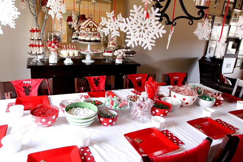 Decorating Ideas For Office Party Decorating Ideas · A Christmas .