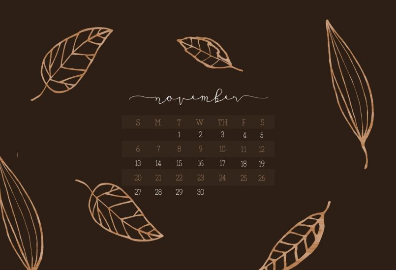 november round up blog
