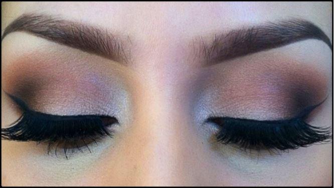 smokey eye make up- bridal make up ideas