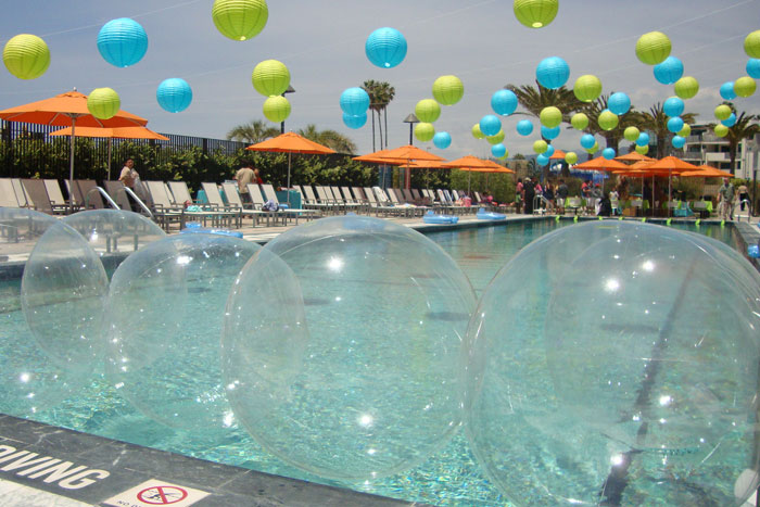 Top 3 ideas for corporate annual day celebration for Pool design book