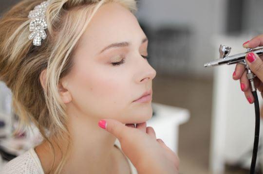 airbrush make up - indian bridal make up tips