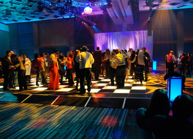 corporate annual day celebration- themed party