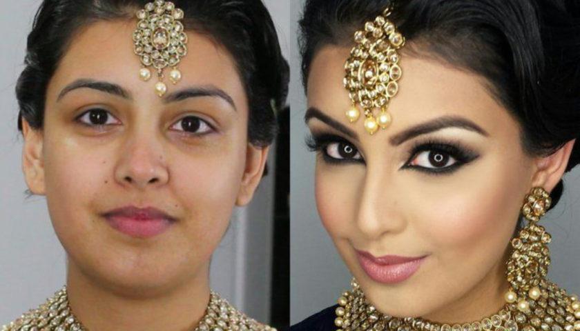 indian bridal makeup ideas