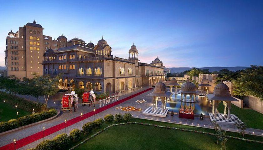 Royal wedding destinations