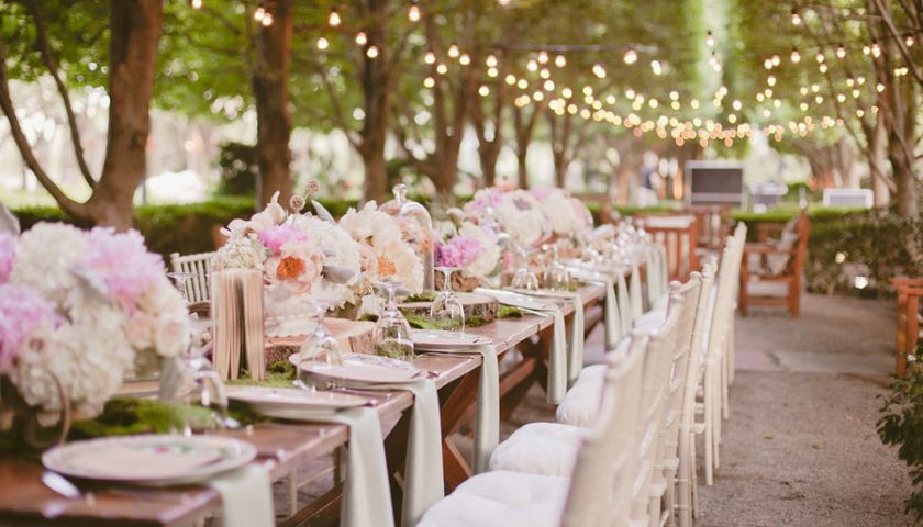 ideas for wedding themes