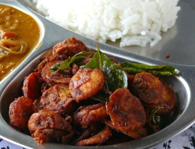 Best Indian Wedding Dishes Appetizers: Cheppankinzhangu Chops