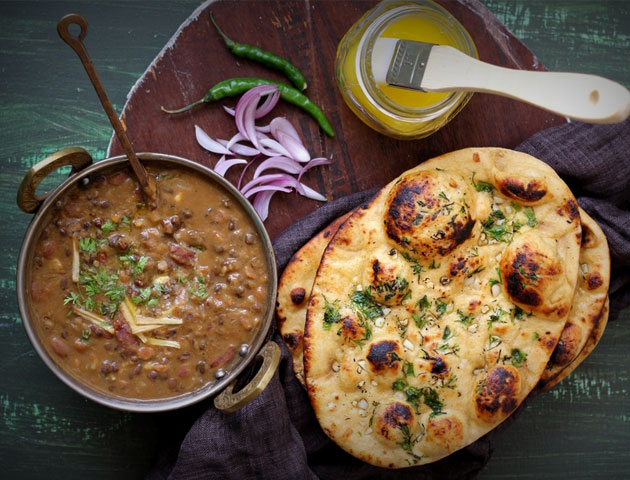 Best Indian wedding dishes main course: Smoked Dal Makhani