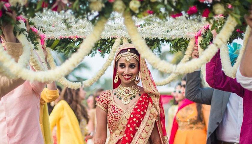 8 Best Indian Bridal Entry Songs This Wedding Season