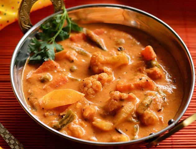 Best Indian wedding dishes main course: Veg Makhanwala